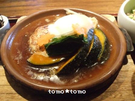 豆腐つくねハンバーグ定食.JPG